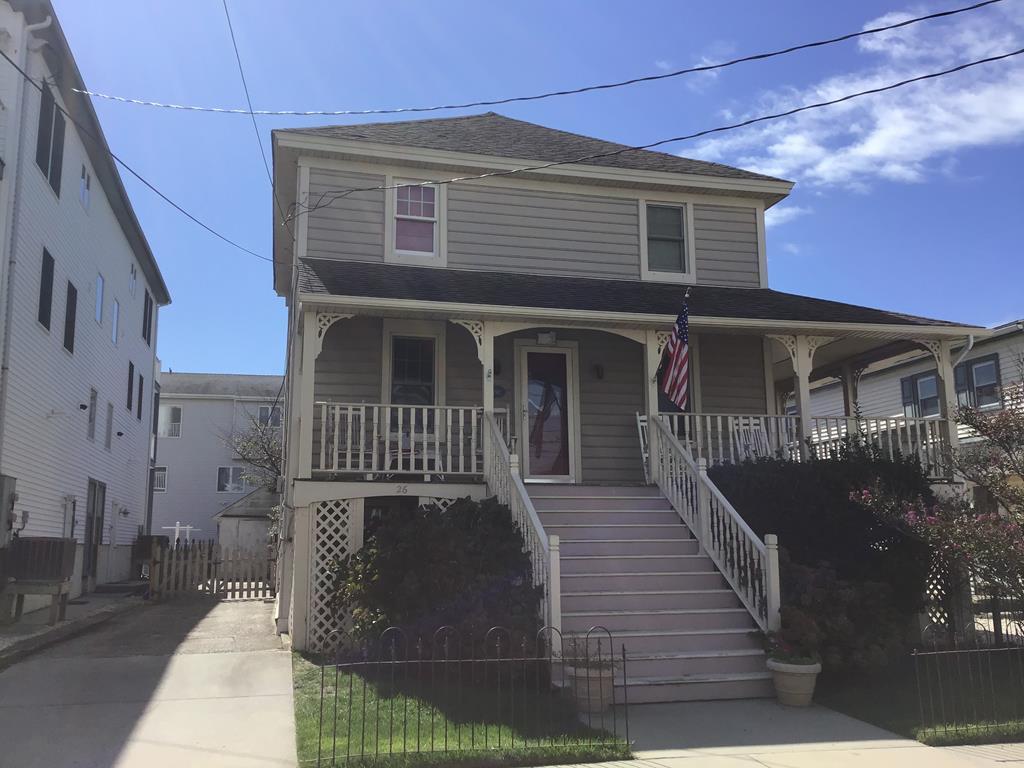 26 59th Street, Sea Isle City Unit: Single