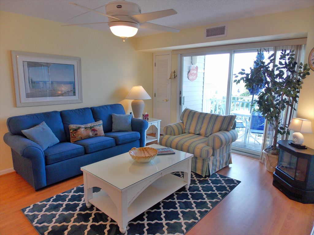 9907 Seapointe Blvd, Wildwood Crest Unit: 307 Floor: 3