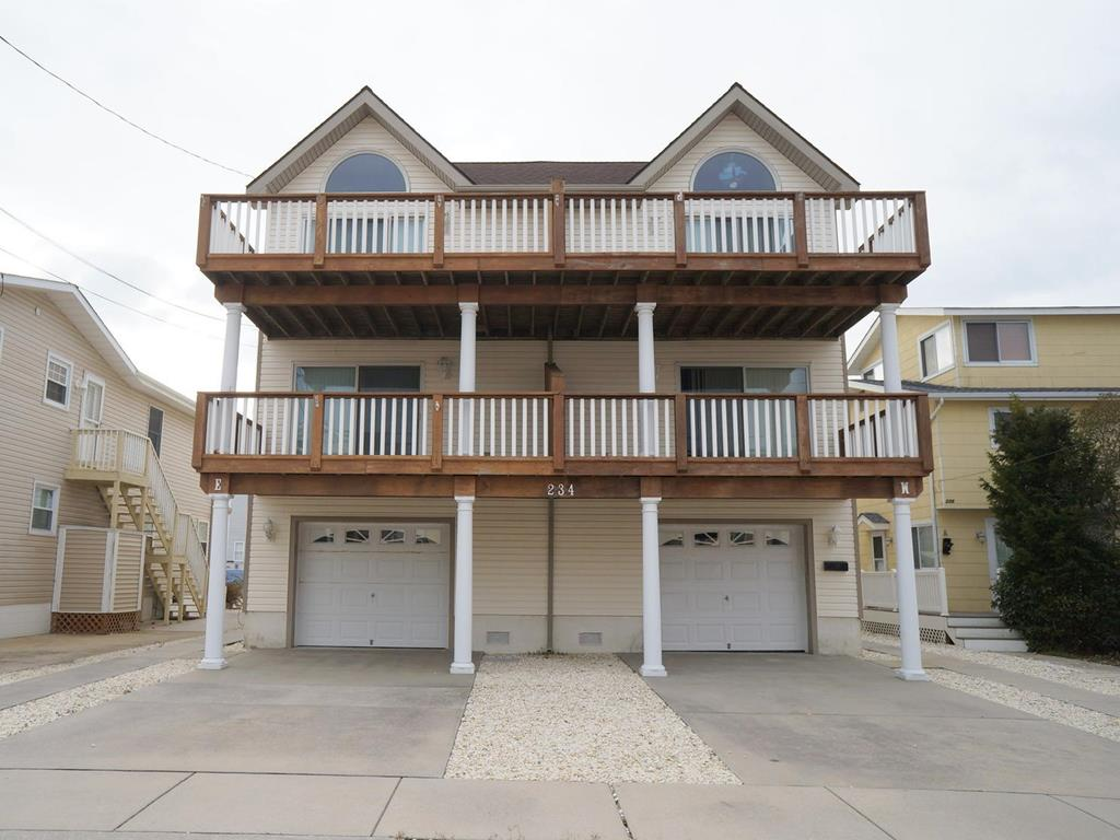 234 78th Street, Sea Isle City Unit: East