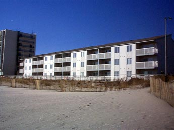 3400 Promenade, Sea Isle City Unit: 3D