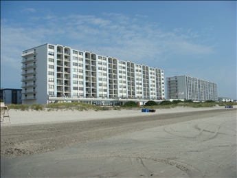 3700 Boardwalk, Sea Isle City Unit: 305S