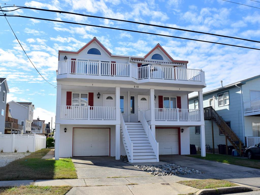 210 78th Street, Sea Isle City Unit: East