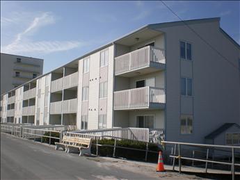 3400 Promenade, Sea Isle City Unit: 3E Floor: 3rd