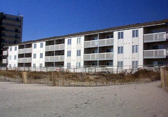 3400 Boardwalk, Sea Isle City Unit: 1B