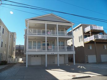 28 62nd Street, Sea Isle City  Floor: Second