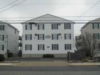 6406 Central Ave, Sea Isle City Unit: J Floor: 2nd floor