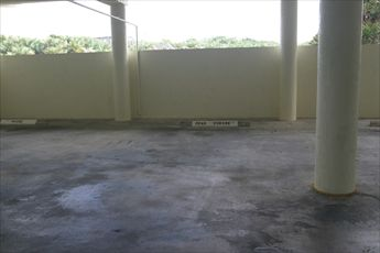 Under Building Reserved Parking Space