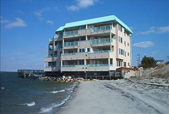 9400 Roberts Avenue, Sea Isle City Unit: 109 Floor: 1st