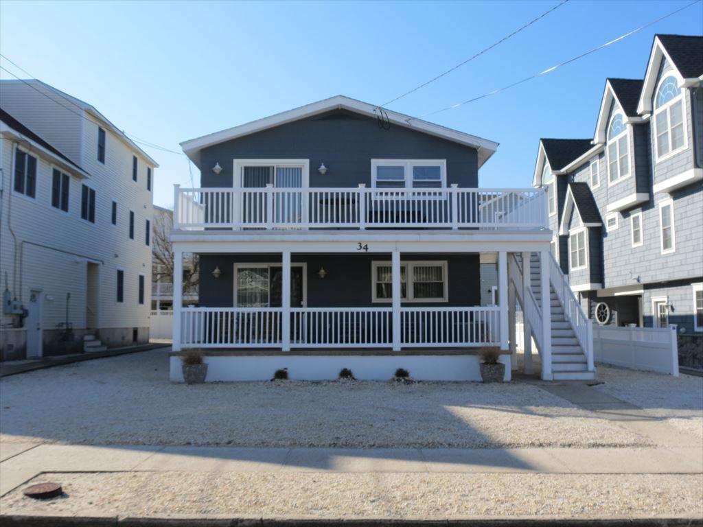 34 80th Street, Sea Isle City  Floor: First