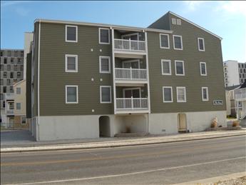 33 36th St  2-B, Sea Isle City Unit: 2B Floor: 2nd Floor