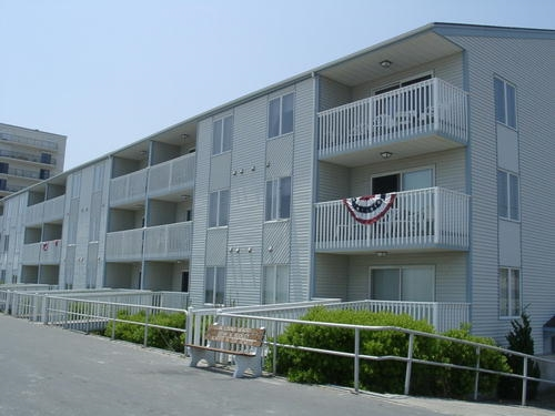 3400 Promenade, Sea Isle City Unit: 1G Floor: First