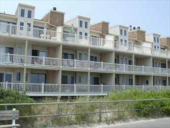 4400 Beach, Sea Isle City Unit: 105 Floor: First