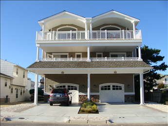 214 55th Street, Sea Isle City Unit: West