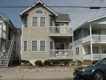 4808 Central Avenue, Ocean City  Floor: 1st