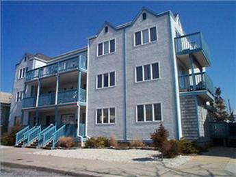 845 Stenton Place, Ocean City Unit: 1 Floor: 1st Floor