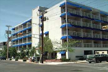 1008 Wesley Avenue, Ocean City Unit: 307 Floor: 3rd
