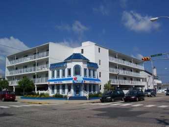 900 Ocean Avenue, Ocean City Unit: 407 Floor: 4th