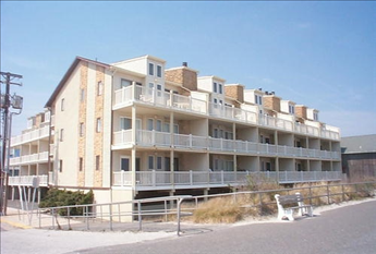 4400 Beach, Sea Isle City Unit: 108 Floor: 1st