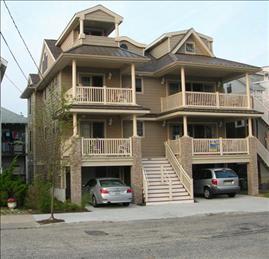 905 3rd Street, Ocean City Unit: A Floor: 1st