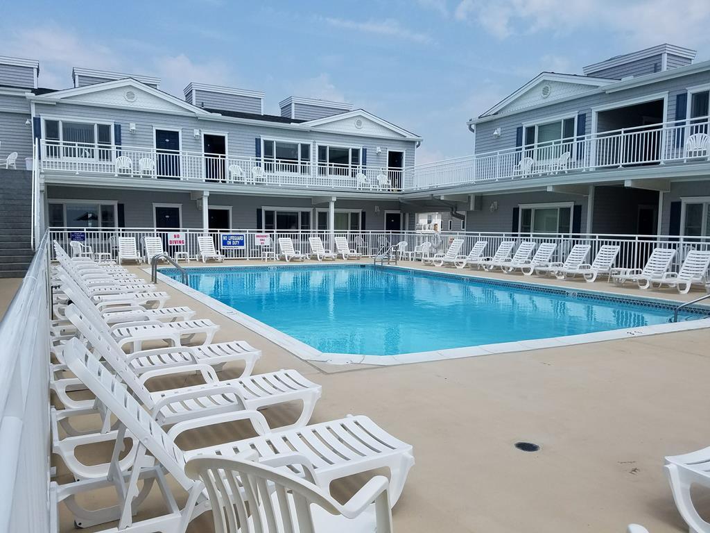 1670 Boardwalk, Ocean City Unit: 20 Floor: 2nd