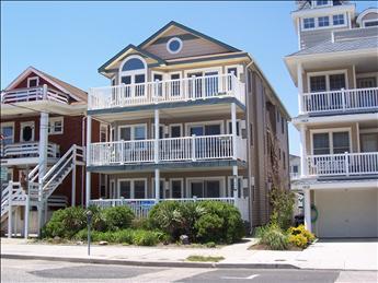 1406 Ocean Avenue, Ocean City  Floor: 1st Fl
