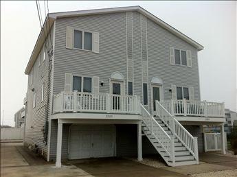 3309 Landis, Sea Isle City Unit: north