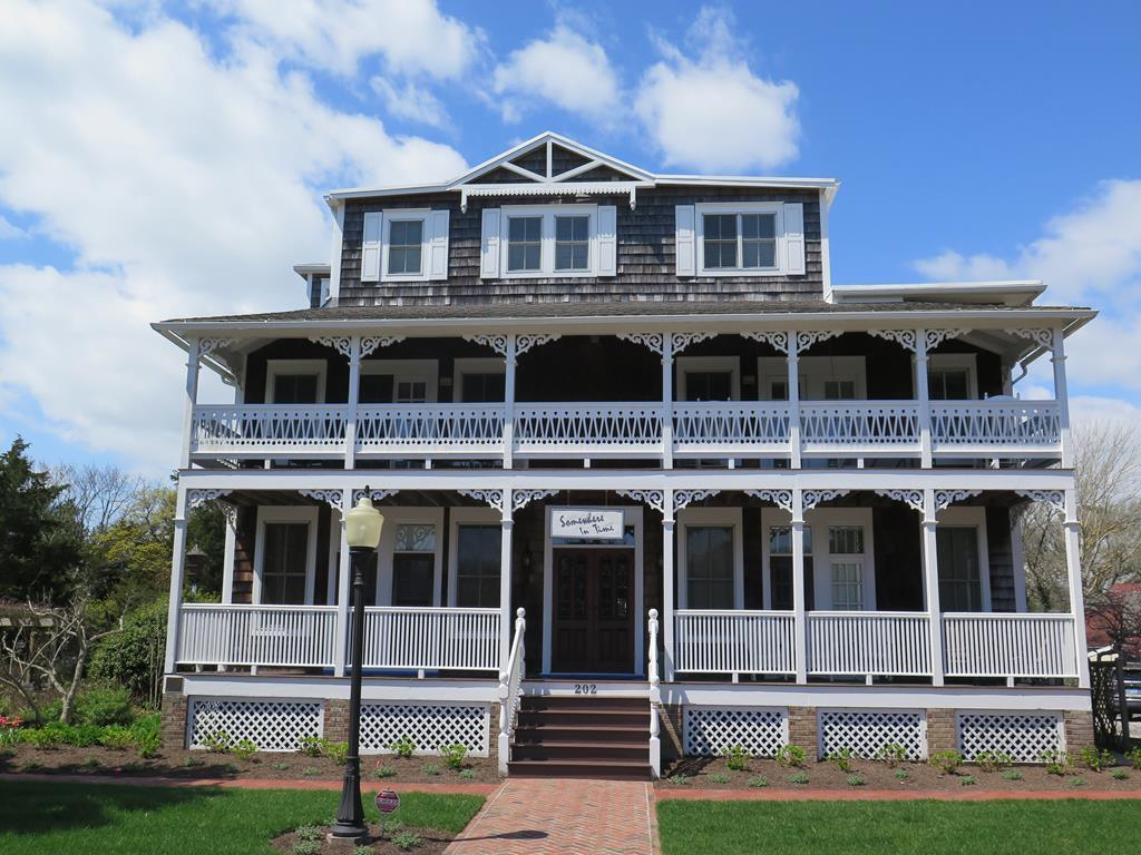 202 Ocean Ave, Cape May Point Unit: 7 Floor: 2nd