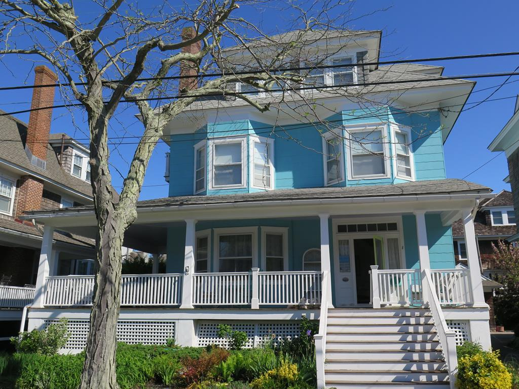 1013 Stockton Ave, Cape May Unit: Apt Floor: 3rd fl
