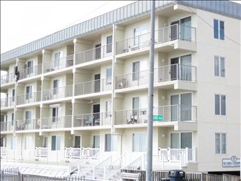 4100 Boardwalk 1C, Sea Isle City Unit: 1C