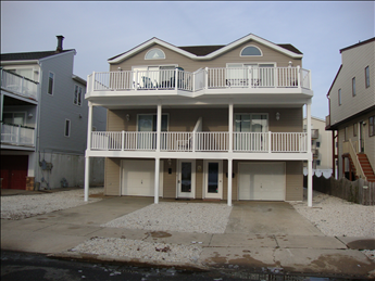 221 77th Street, Sea Isle City Unit: West