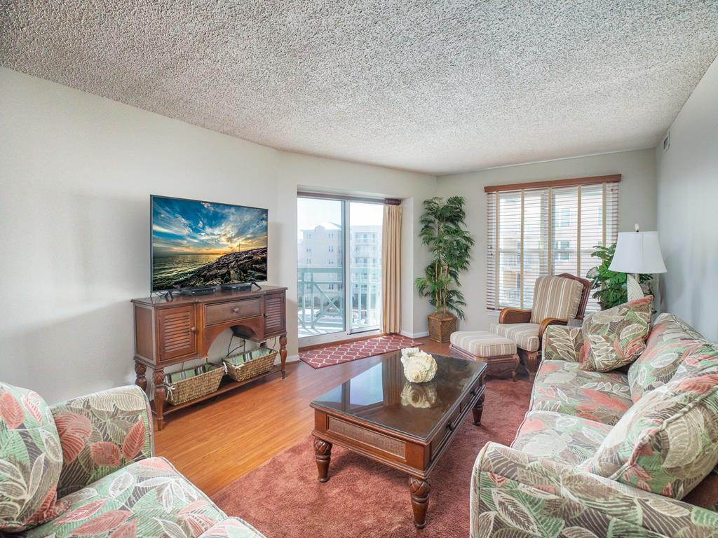 9901 Seapointe Blvd, Wildwood Crest Unit: 614 Floor: 6th