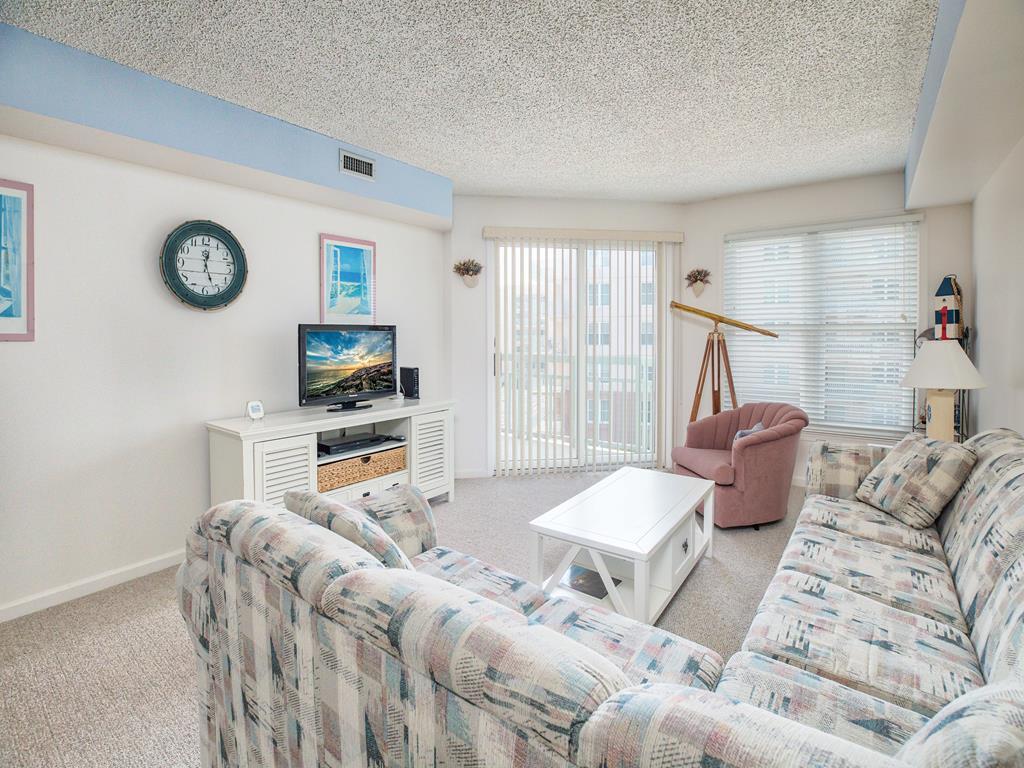 9901 Seapointe Blvd, Wildwood Crest Unit: 512 Floor: 5th