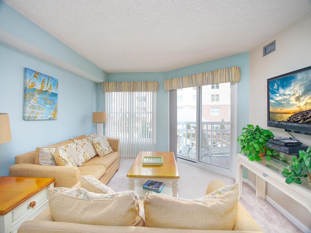 9905 Seapointe Blvd, Wildwood Crest Unit: 311 Floor: 3rd