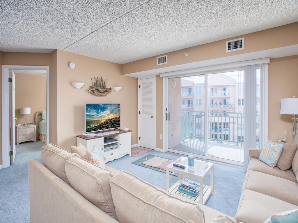 9903 Seapointe Blvd, Wildwood Crest Unit: 610 Floor: 6th