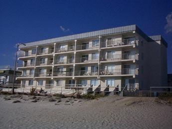 4100 Boardwalk, Sea Isle City Unit: 3B