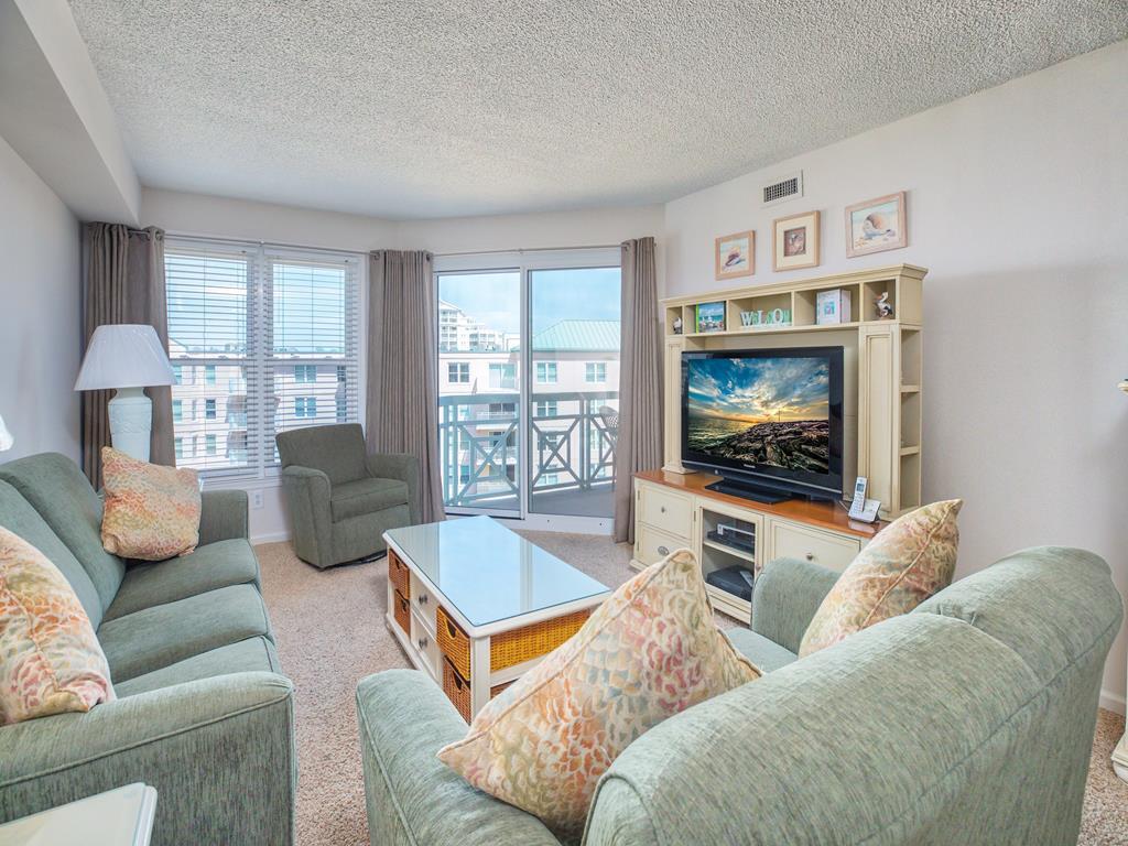 9905 Seapointe Blvd, Wildwood Crest Unit: 707 Floor: 7th