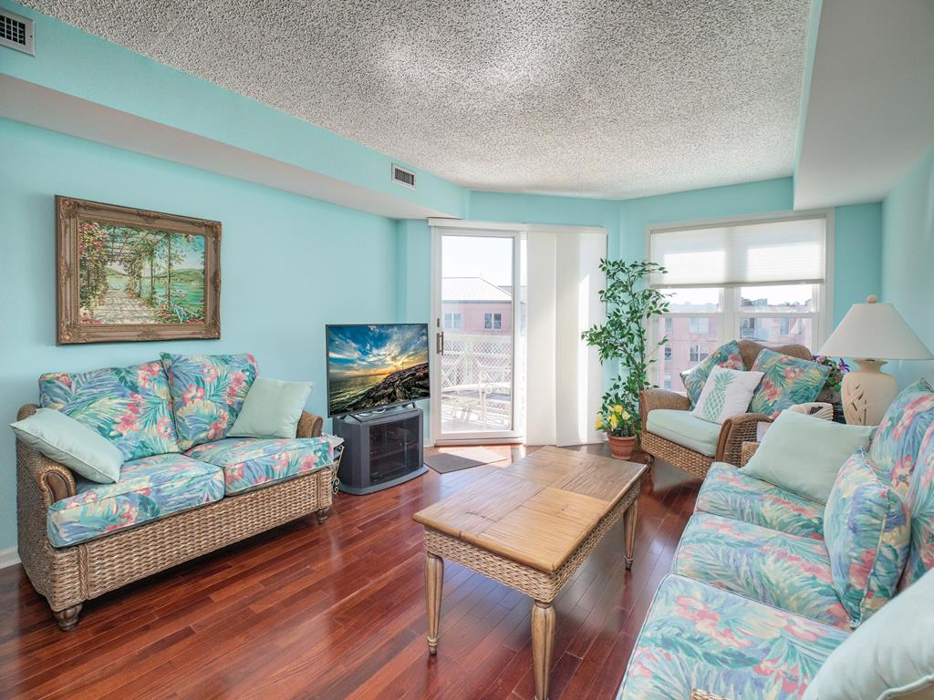 9901 Seapointe Blvd, Wildwood Crest Unit: 708 Floor: 7th