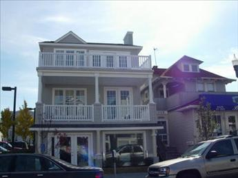 1033 Asbury Avenue, Ocean City Unit: C Floor: 3rd