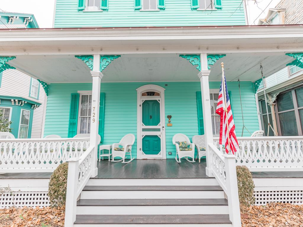 729 Columbia Ave, Cape May