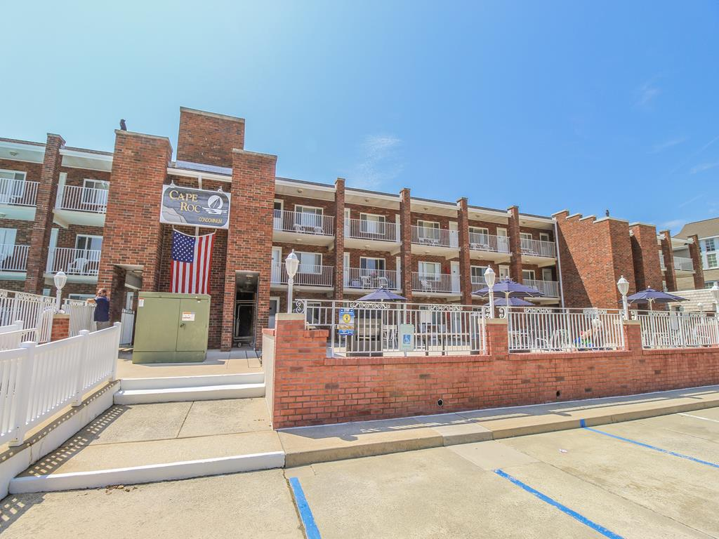 1520 New Jersey Avenue, Cape May Unit: Unit 125