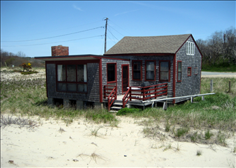 The Boat House at Corn Hill Beach