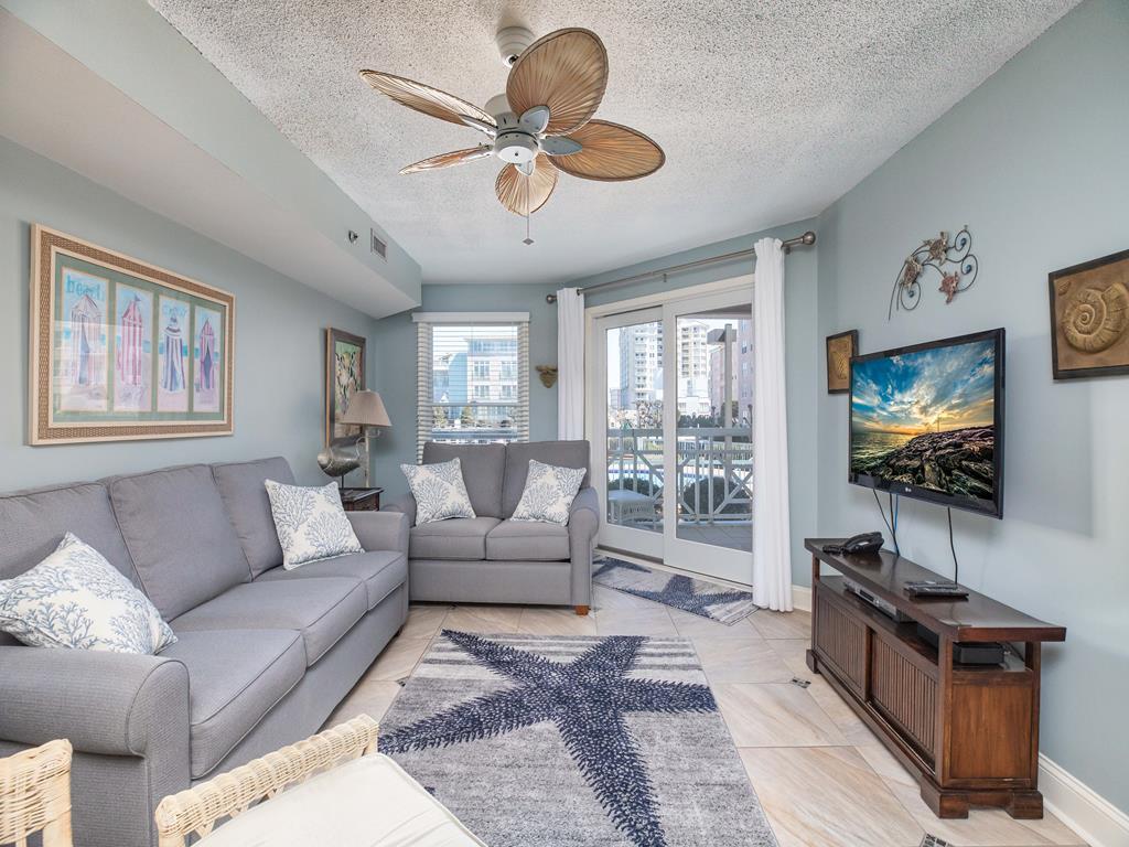 9904 Seapointe Blvd, Wildwood Crest Unit: 202 Floor: Lobby