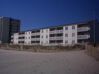 3400 Promenade unit 3B, Sea Isle City Unit: 3B Floor: Third