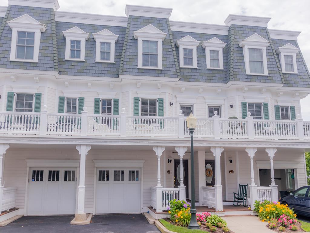 Perfect location in Historic Cape May