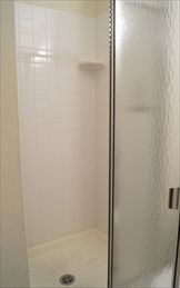 Shower in 2nd Floor Bath