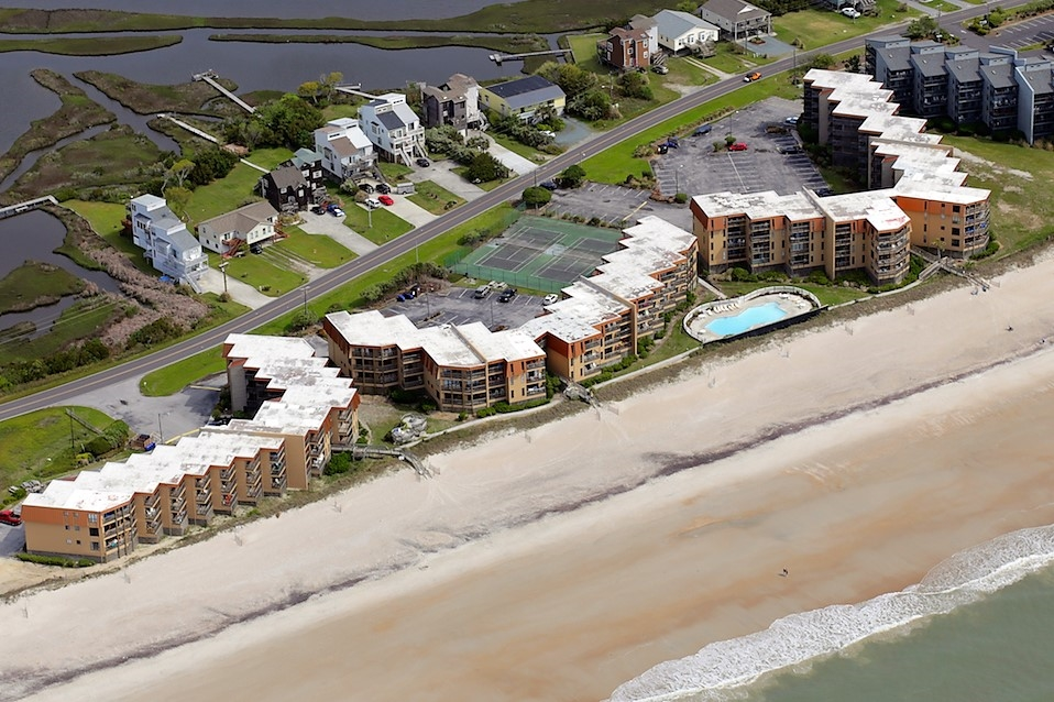 Topsail Dunes Swimming Pool