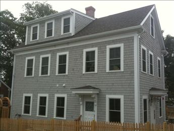 24 Franklin Street, Provincetown Unit: 3 Floor: 2nd and 3rd