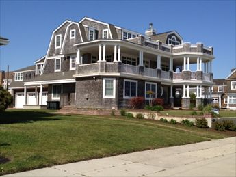 1607 Beach Ave, 2nd and 3rd Floors, Cape May Unit: 2nd and 3rd Floor: 2nd and 3rd