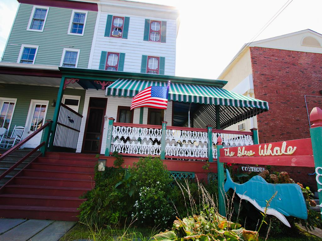 822 Stockton Avenue, Cape May Unit: 3 Floor: 3rd