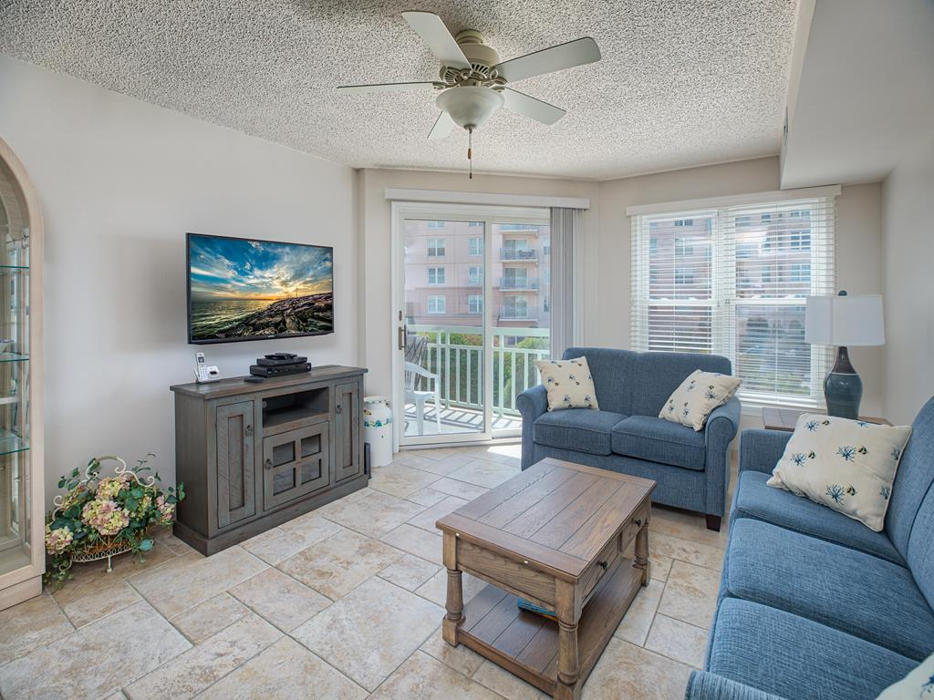 9901 Seapointe Blvd., Wildwood Crest Unit: 308 Floor: 3